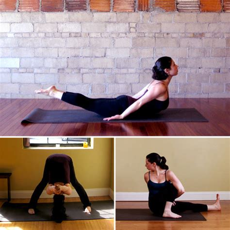 Detox Poses by Detox With These Poses Popsugar Fitness