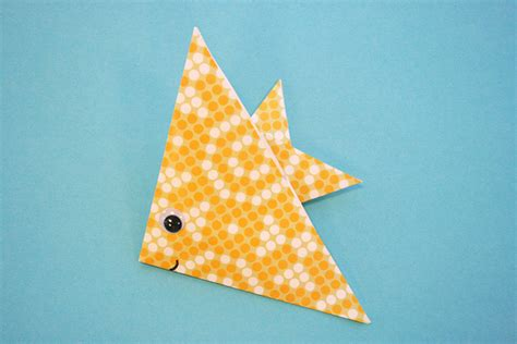 Paper Fish Origami - pin by quintal on paper crafts