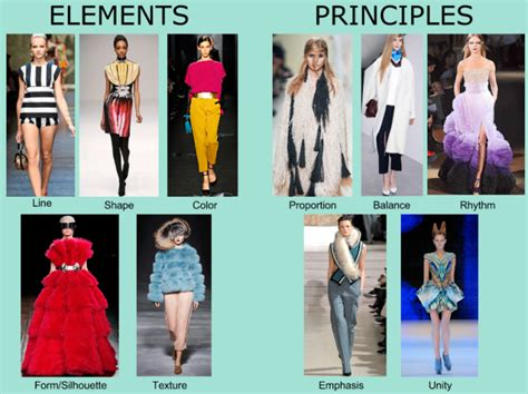 Design Elements In Fashion | keys of fashion design elements and principles design
