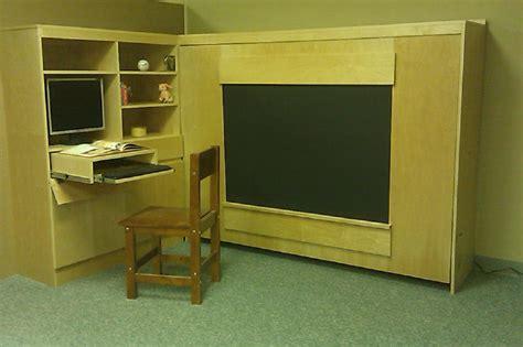 sideways murphy bed sideways chalkboard murphy bed custom by chris davis lumberjocks com