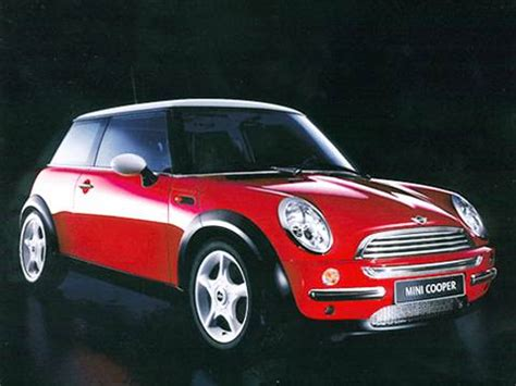 2002 mini cooper pricing ratings reviews kelley blue book