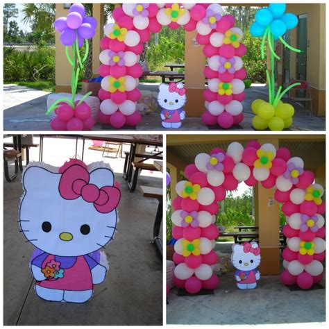Hello Decorations hello balloon decorations balloon decorations by