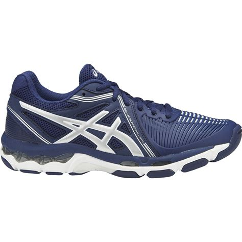 Harga Asics Gel Netburner Ballistic asics gel netburner ballistic womens netball shoes