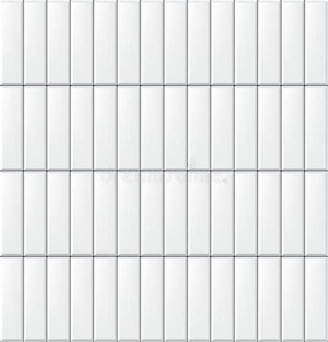 white tiles ceramic brick stock vector illustration of seamless pattern with modern vertical rectangular white