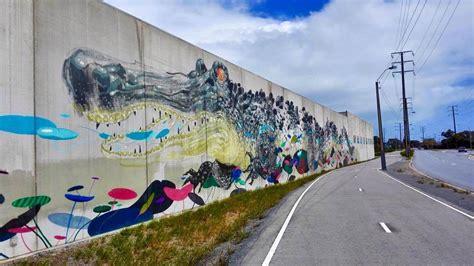 graffiti wallpaper adelaide street art in port adelaide adelaide