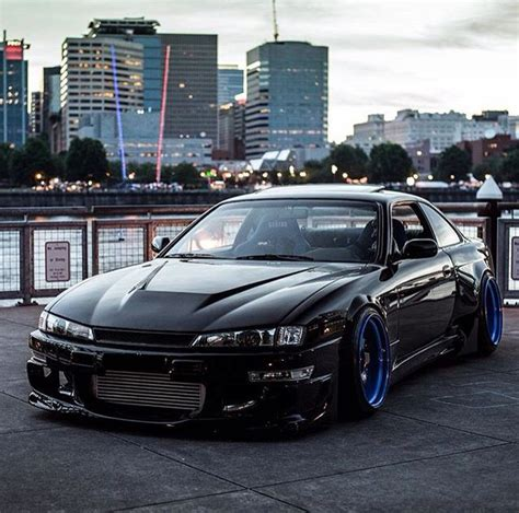 widebody jdm cars widebody nissan silvia s14 nissan skyline gtr