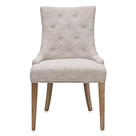 becca dining chair safavieh becca dining chair in grey bed bath beyond