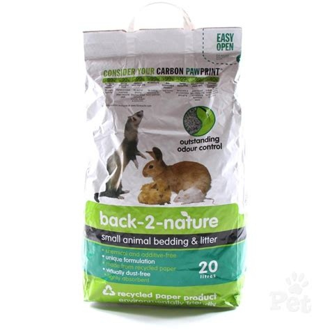 small animal bedding back 2 nature small animal bedding and litter