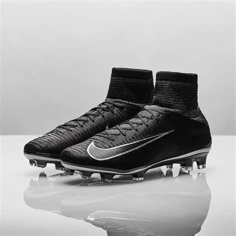 Sepatu Pria Adidas Vs Set Grey Original sepatu bola nike mercurial superfly v tc fg black grey