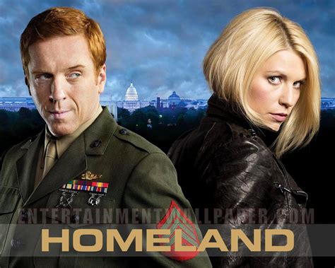homeland homeland wallpaper 33120395 fanpop