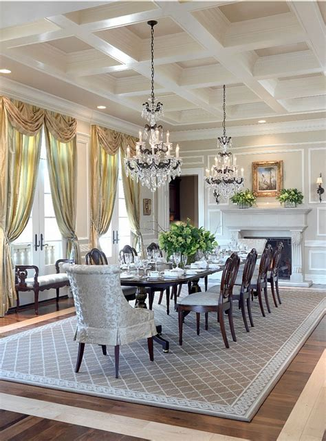 fancy dining room interior design ideas paint color home bunch interior