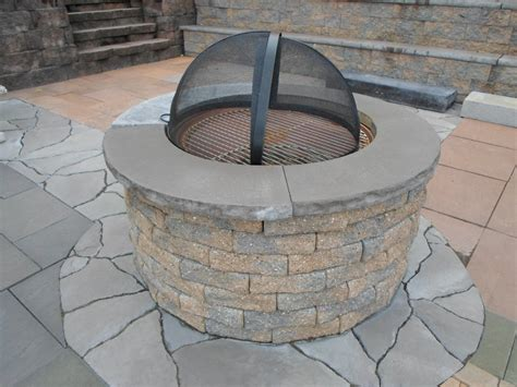 ep henry outdoor pit hardscape landscape supplier