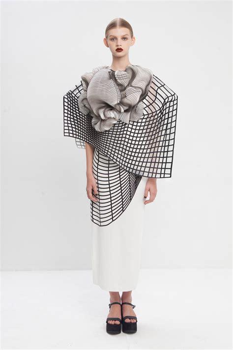 designboom fashion noa raviv 3d printed virtual reality fashion collection