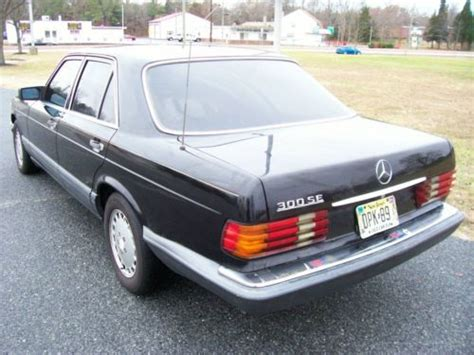 buy used 1991 mercedes benz 300se in absecon new jersey united states