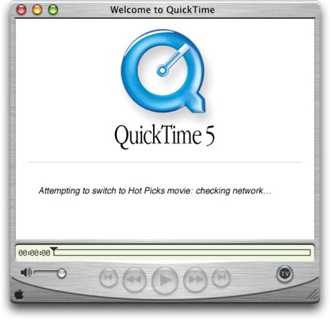 how to update quicktime player on a mac guidebook gt screenshots gt media player