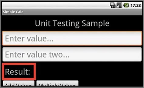 android studio junit tutorial android sdk unit testing with the junit testing framework