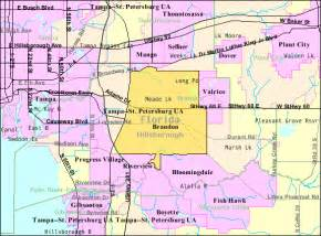 brandon florida zip code map brandon florida