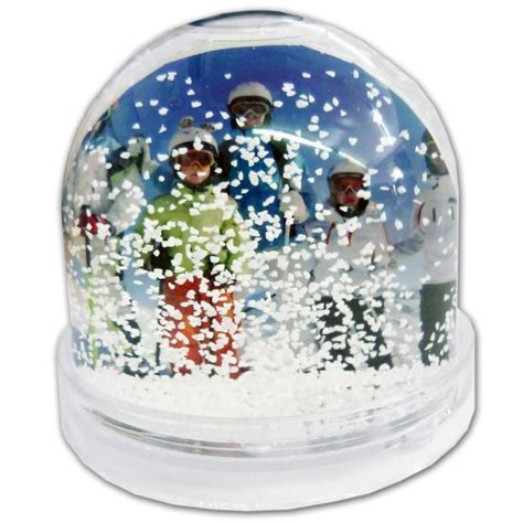 personalised photo snow globe find me a gift