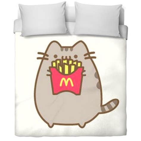 Buy Duvet Set French Fry Pusheen From Rageon Need