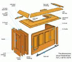 Top Bar Hive Plans Specs For Building A Home Bar Home Bar Design