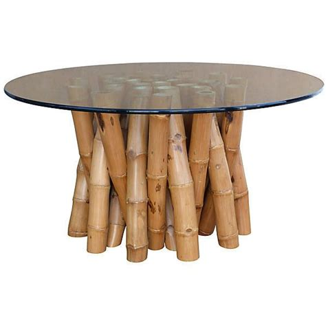 Bamboo Table by 25 Best Ideas About Bamboo Table On Bamboo
