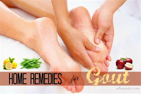 remedies for arthritis gout treatment