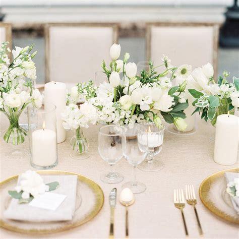 Gorgeous White Wedding Inspiration   Real Weddings