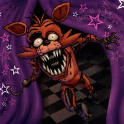 How to draw foxy the fox five nights at freddys step by step video