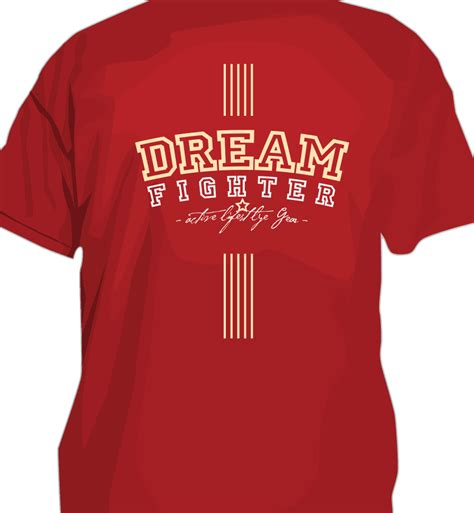 t shirt logo layout dreamfighter logos t shirt design all design work