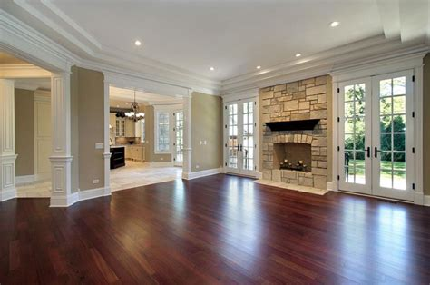 Kitchen Tile Living Room Hardwood 25 Stunning Living Rooms With Hardwood Floors Page 2 Of 5