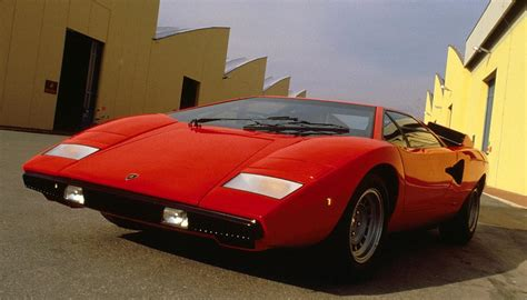 Lamborghini Countach Specs 1974 1978 Lamborghini Countach Lp400 Specifications
