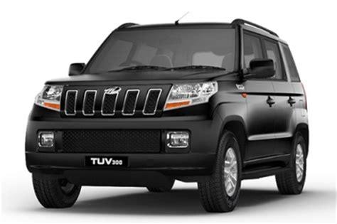 Electric Car Price In Kolkata Mahindra Tuv300 T8 Diesel September 2017 Price Mileage