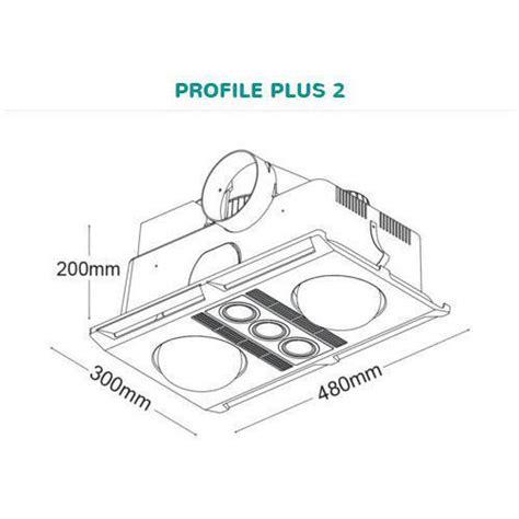 bathroom heat ls no fan martec profile plus 2 silver led3 in 1 bathroom heater exhaust fan light mbhp2lw ebay