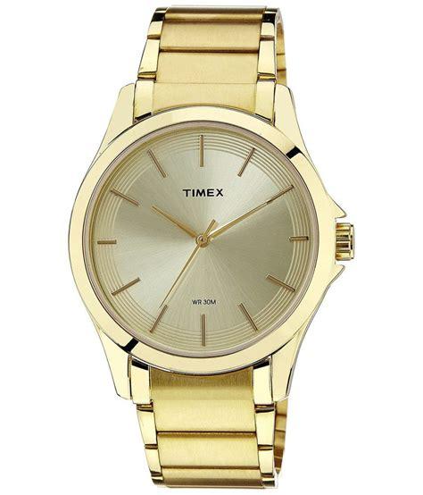 timex gold metal analog price in india buy timex
