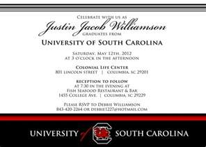college graduation invitations wording