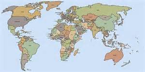 World map with equator and prime teachers world map printable