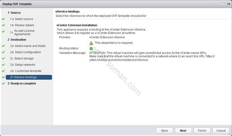 deploy ovf template vmware vsphere basics how to deploy an ovf template