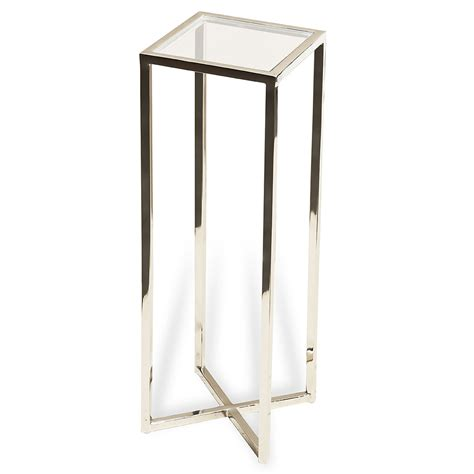 martini table martini square drink table luxe home company