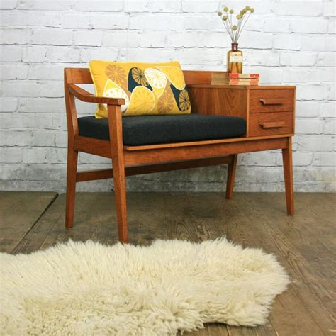 Sofa Santai 17 best images about telephone seats on telephone table vintage and teak