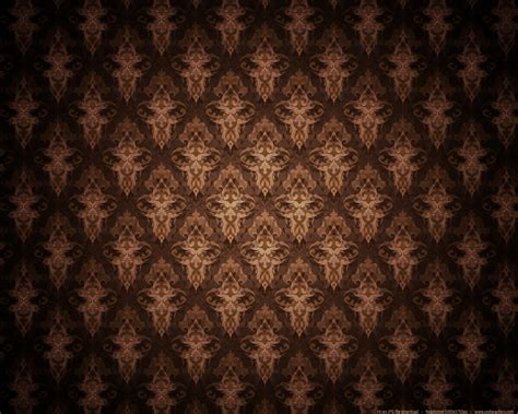 free brown background pattern brown antique background psdgraphics