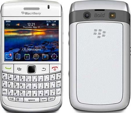 Hp Blackberry Dakota Second blackberry onyx 2 9780 spesifikasi dan harga terbaru