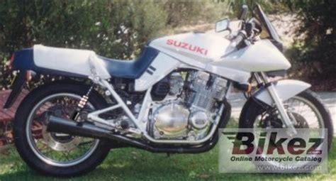 Fitzgerald Suzuki 1981 Suzuki Gsx 1100 S Katana Specifications And Pictures