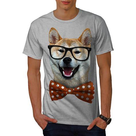 design a shirt for dog smart shiba inu dog t shirt design fancy tshirts com