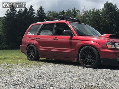 2005 subaru forester 2005 subaru forester miro type 111 bc racing coilovers