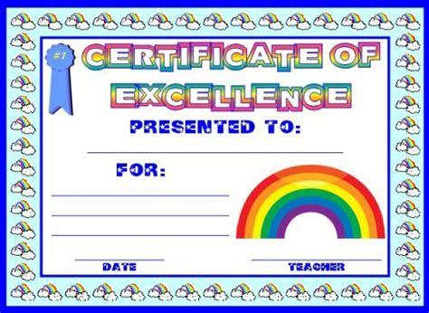 preschool certificate template 16 free word pdf psd format