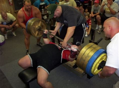 texas bench press record texas area powerlifting news page 6