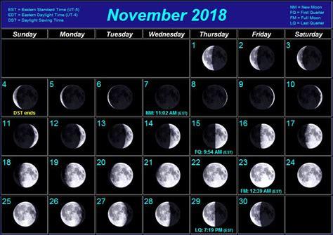 Moon Calendar 2018 Calendar 2018 Moons 28 Images Moon Calendars For 2017