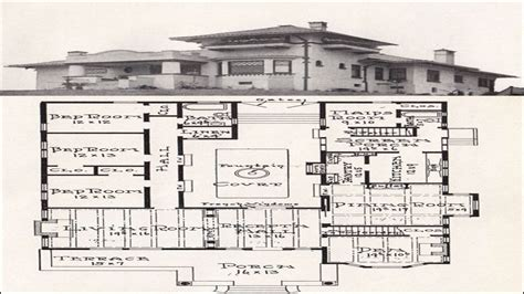 mission floor plans mission style house plans mission style house plans with