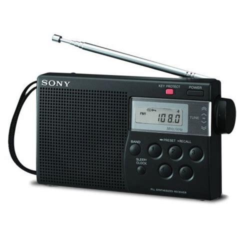 Sony Radio geekshive sony icf m260 am fm pll synthesized clock radio