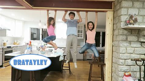bratayley house just hangin around the house wk 247 6 bratayley youtube